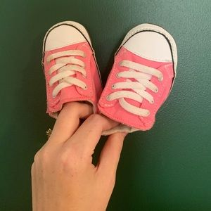 Toddler Girls Converse Shoes